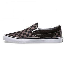 U CLASSIC SLIP-ON Black/Pewter Ch