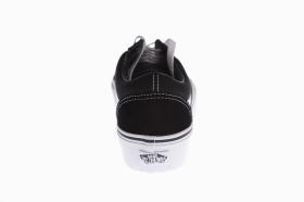 U OLD SKOOL PLATFOR Black/White