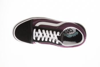 U ComfyCush Old S (SPORT)BLK/PRUNE/True White VN0A3WMAV9W1