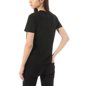 FLYING V CREW TEE Black VN0A3UP4BLK1