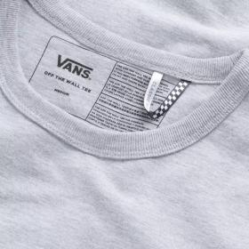 T-shirt Vans Off The Wall Clas Athletic Heathe VN0A49R7ATH1