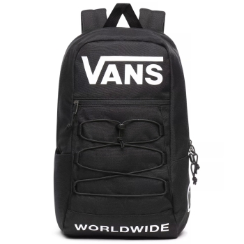 Plecak Vans Snag Backpack Black Distortio VN0A3HCBYJV1