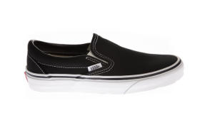 U Classic Slip-On black