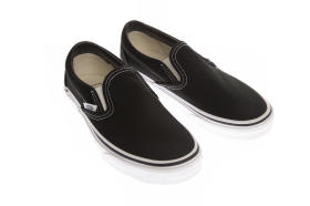 U Buty CLASSIC SLIP-ON black VANS