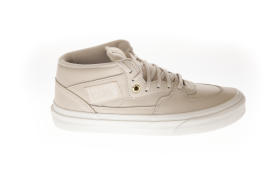 U HALF CAB DX (LEATHER)WHI