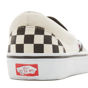 M Buty Slip-On Pro CHECKERBOARD Black-White VANS