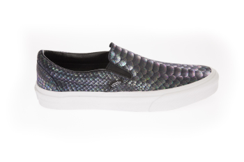 U CLASSIC SLIP-ON (METALLIC SN