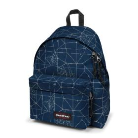 PLECAK EASTPAK PADDED PAK R Cracked Blue EK62066T