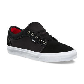 M Buty CHUKKA LOW BLACK/WHITE/ VANS