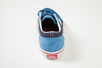 T OLD SKOOL V (2 Tone) cendre blue/parisian night