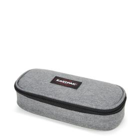 PENCIL CASE EASTPAK Oval Sunday Grey EK717363