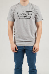 T-shirt Vans Full Patch Athletic Heathe VN000QN8ATJ1