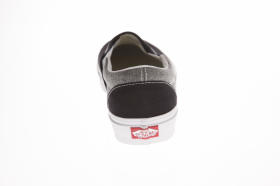 U Classic Slip-On (CHAMBRAY) CANVAS Black VN0A38F7VJ61