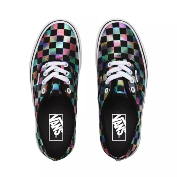 U Buty Authentic (IRIDESCENT CHECK  VN0A2Z5ISRY1 VANS