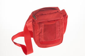 Torba Jansport Flagstaff High Risk Red JTUA05KS