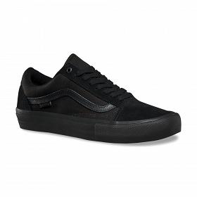 M Buty OLD SKOOL PRO Blackout VANS