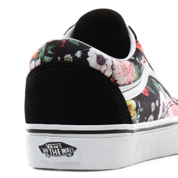VANS Garden Floral Old Skool Womens Shoes in 2020 | Vans