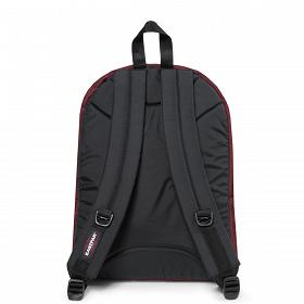 PLECAK EASTPAK PINNACLE Crafty Wine EK06023S