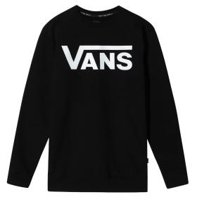 VANS CLASSIC CREW Black/White VN0A456AY281