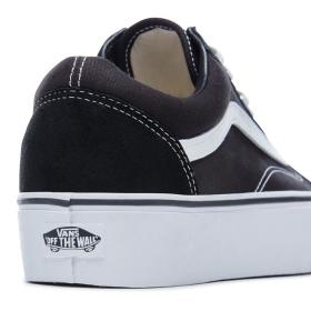 U OLD SKOOL PLATFOR Black/White VN0A3B3UY281