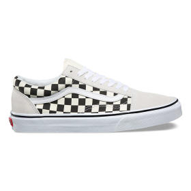 U Buty OLD SKOOL (CHECKERBOAR VANS
