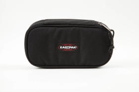 PENCIL CASE EASTPAK OVAL XL BLACK EK34A008