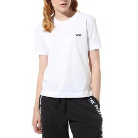 T-shirt Vans Junior V Boxy White VN0A4MFLWHT1