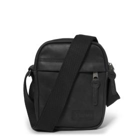 TORBA EASTPAK THE ONE Black Ink Leath EK04564O