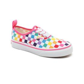 K Buty Authentic Elastic (CHECKERBOARD) VN0A4BUSU091 VANS