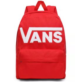 PLECAK VANS OLD SKOOL III BAC RACING RED VN0A3I6RIZQ1