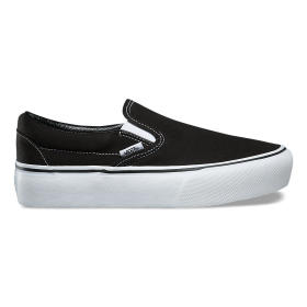 U Buty CLASSIC SLIP-ON P BLACK VANS