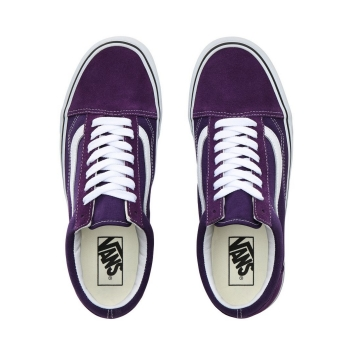 U Old Skool Violet Indigo/True White VN0A4BV5V7F1