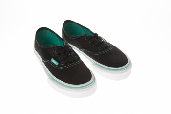K Buty AUTHENTIC - (Tortoise Pop) black/pool green VANS