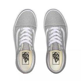 U Old Skool Buty Vans Silver/true White VN0A4U3BX1K1