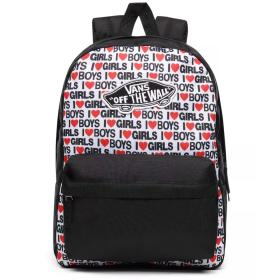 PLECAK VANS REALM BACKPACK I HEART BOYS GIRL VN0A3UI6VDA1