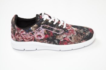 U ISO 1.5 Moody Floral Black/True