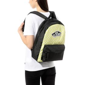 PLECAK VANS REALM BACKPACK LEMON TONIC  VN0A3UI6VD71