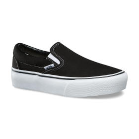 U CLASSIC SLIP-ON P BLACK