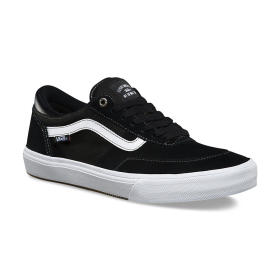 M Buty GILBERT CROCKETT Black/White VANS