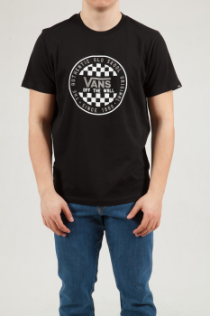 T-shirt Vans Og Checker Ss Black VN0A49SYBLK1