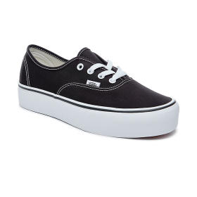 U AUTHENTIC PLATFOR BLACK