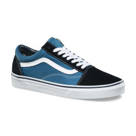 U Buty OLD SKOOL Navy VANS