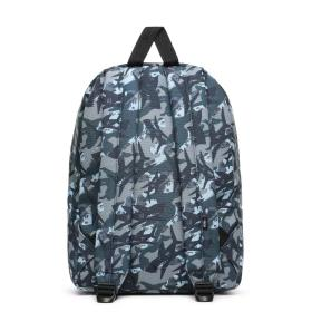 MAŁY PLECACZEK VANS NEW SKOOL BACKPAC SHARK CAMO VN0002TLYKO1