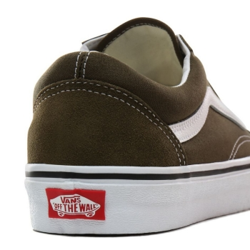 U Buty Old Skool BEECH/TRUE WHITE VN0A4BV5V7D1 VANS