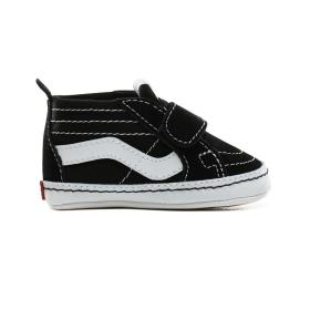 I SK8-Hi Crib Black/True White VN0A346P6BT1