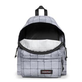 PLECAK EASTPAK PADDED PAK`R Cracked White EK62067T
