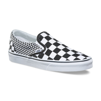 U CLASSIC SLIP-ON (MIX CHECKER