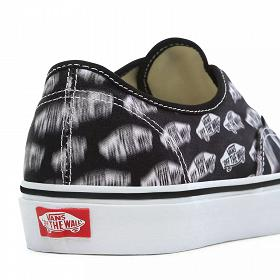 U Buty Authentic (BLUR BOARDS)BLACK VN0A2Z5IT2N1 VANS
