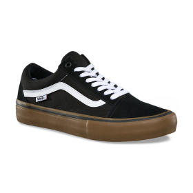 M OLD SKOOL PRO BLACK/WHITE/