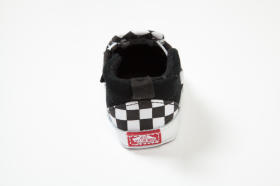 I Buty Slip-On V Crib (Checker) black VANS